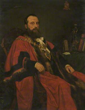 John Heap, Mayor of Bury (1879–1880)