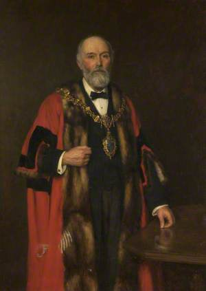John Battersby, Mayor of Bury (1901–1902)