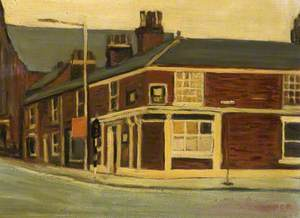 'New Road Inn', Prout's Corner, Bury