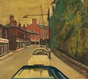 Crompton Street, Bury