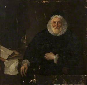 Sir Randolph Crewe (1558–1646)