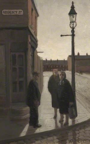 Street Corner, Bolton