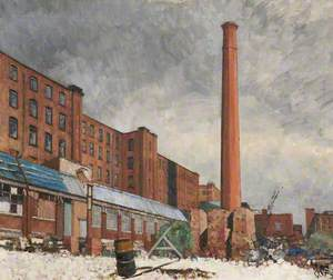 The Last of Musgraves Mill