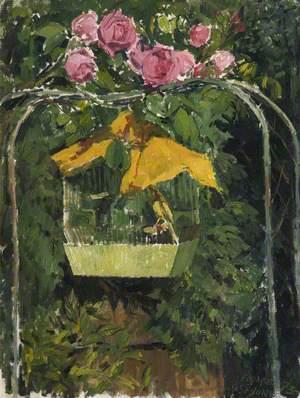 'Figaro' in the Garden