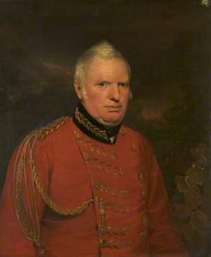 Lieutenant Colonel W. N. Hutchinson (1802–1895)