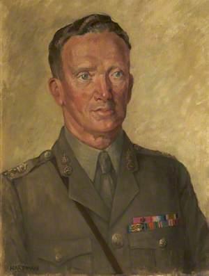 Lieutenant Colonel John Elisha Grimshaw (1893–1980), VC