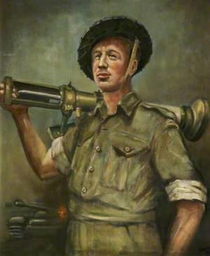 Fusilier Francis Arthur Jefferson (1921–1982), VC