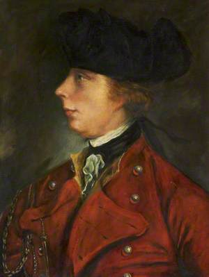 Major General James Wolfe (1727–1759)