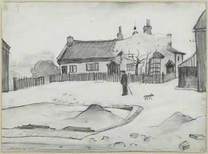 Old Farm in Pendlebury