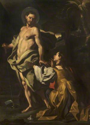 Christ Appearing to Mary Magdalen