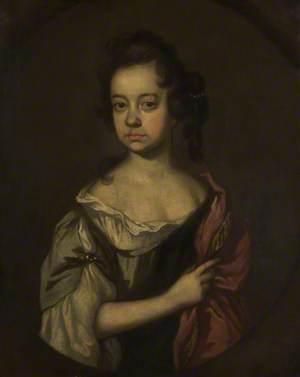 Portrait of a Lady of the Dauntesy Family