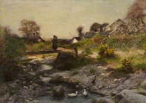 A Village Brook