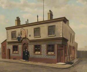 'No. IV' Tavern, Hope Street, Salford
