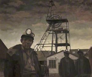 Hapton Valley Colliery I