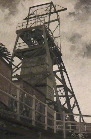 Bickershaw Colliery, End of Shift