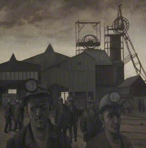 Bedford Colliery, Leigh