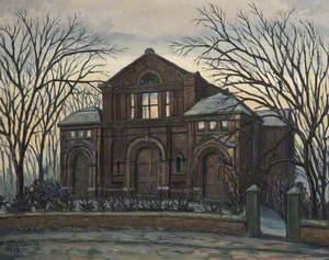 Zion Methodist Church, Eccles