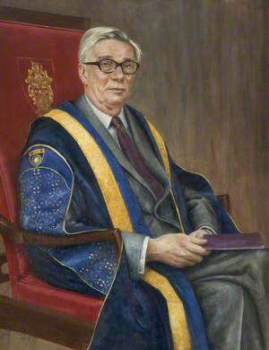 Clifford Whitworth, First Vice-Chancellor of the University of Salford (1967–1974)