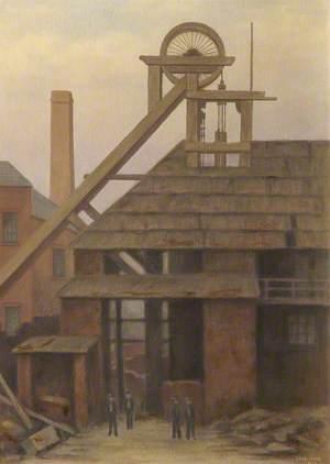 Memories, 1921, Gauntly Pit Billinge