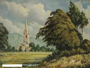 Boddelwydd Church