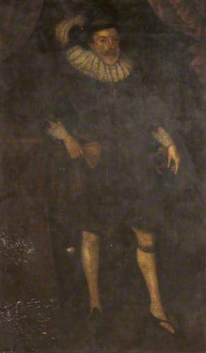 William Stanley (c.1561–1642), 6th Earl of Derby, KG, Alderman and Mayor of Wigan (1618)