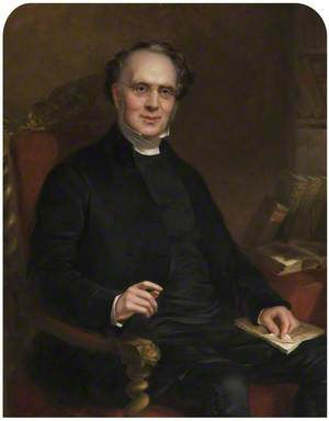 Reverend Francis Robert Raines