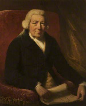 James Massey, First President of the Manchester Royal Infirmary