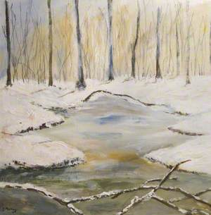 Woodland in Snow