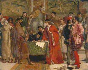 The Defeat of Shylock