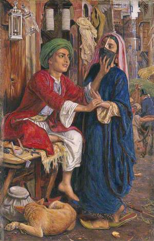 The Lantern-Maker's Courtship
