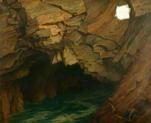The Wild Sea's Engulfing Maw (The Gouliot Caves, Sark)