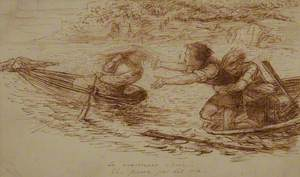 Boatmen and Siren