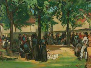 The Chicken Market, Bourbonnais