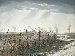 A Front Line near St Quentin
