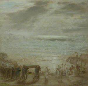 The Sailor's Funeral