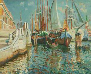 Shipping, Venice