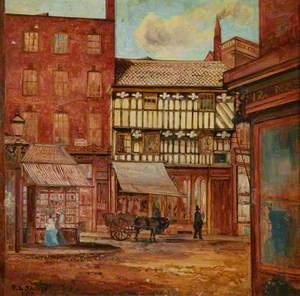 Robinson's Bank, Smithy Door