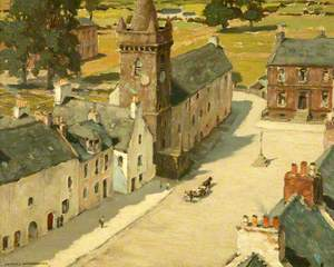 The Old Tolbooth, Kirkcudbright