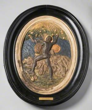 The Garden of Hesperides (Relief Panel)