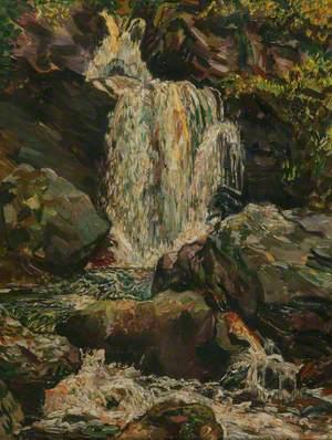 Falls of Inversnaid, Scotland