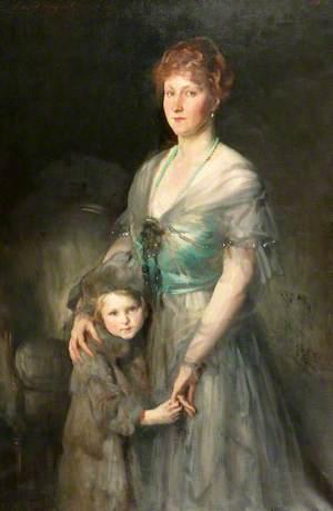 Mrs Duxbury and Daughter