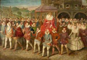 A Procession of Elizabeth I