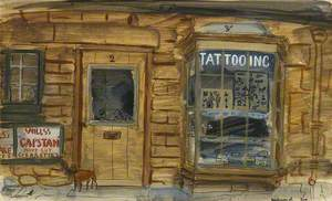 Tattooing Shop in a Yorkshire Town