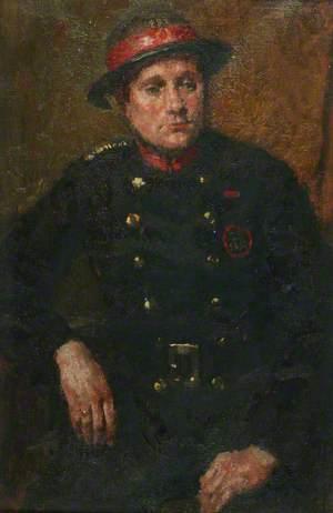 Sub-Officer Henry E. Shaw, BEM, London Fire Service