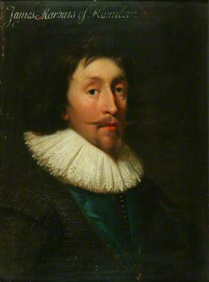 James Hamilton, 2nd Marquess of Hamilton