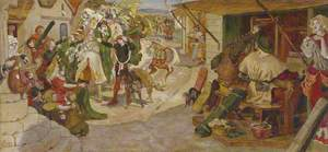 The Establishment of the Flemish Weavers in Manchester, 1363