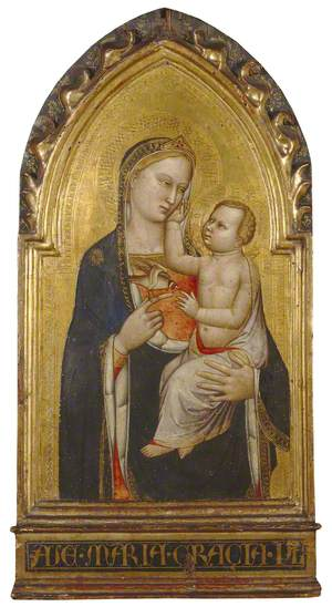 Virgin and Child with the Goldfinch