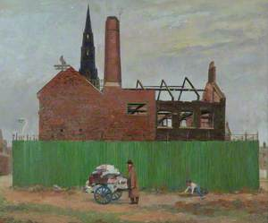 The Green Fence, Hulme