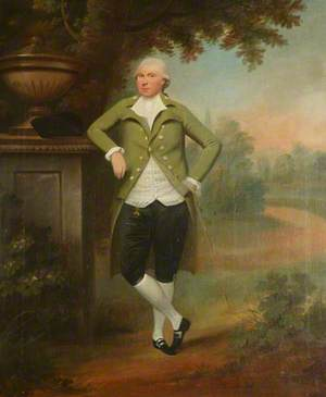 A Gentleman in a Green Jacket