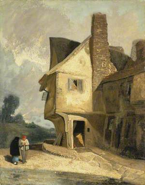 An Old House at St Albans